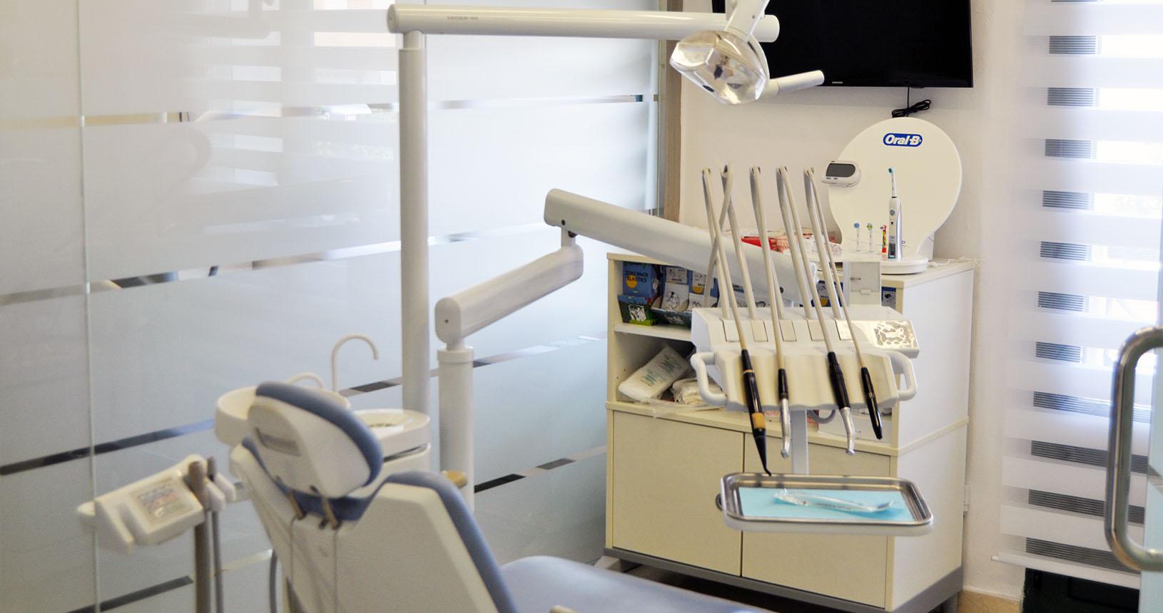 Clinica dental dra Cecilia instalaciones