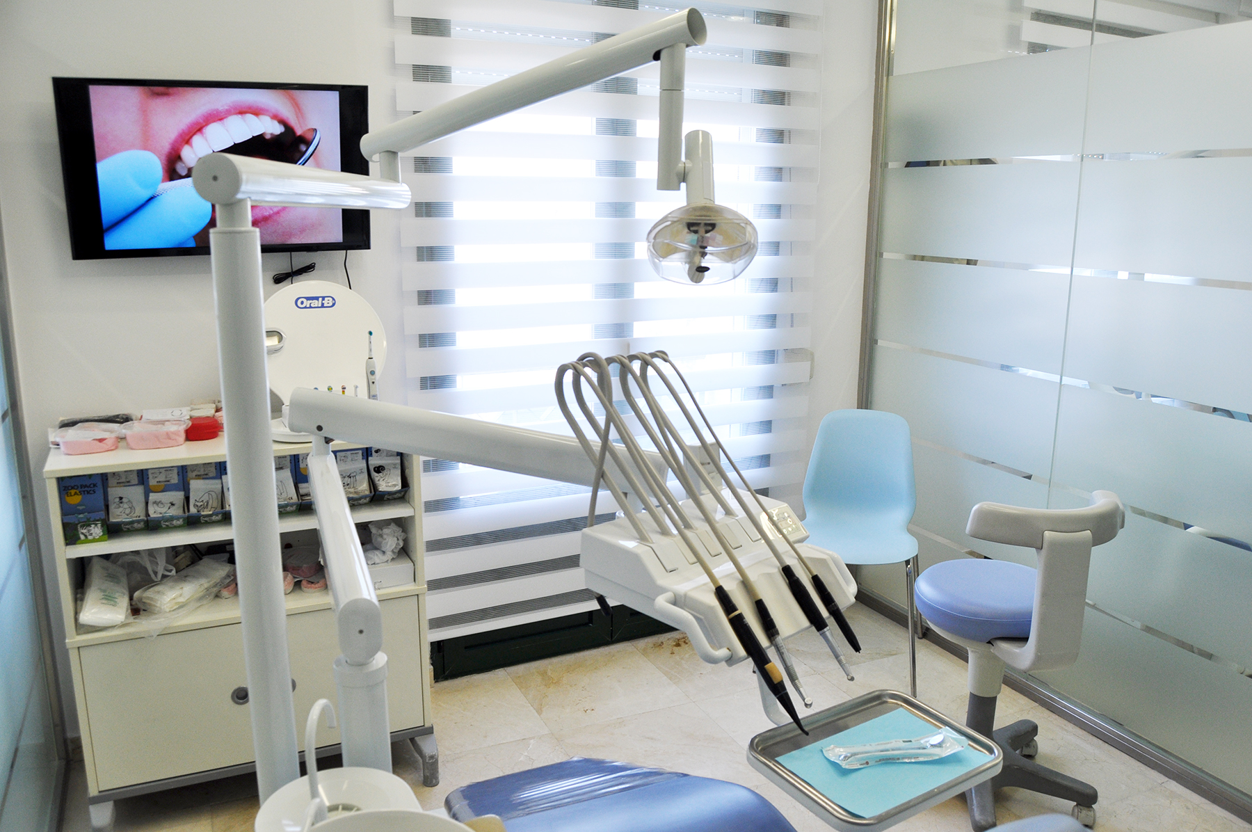 Instalaciones Clínica Dental Cecilia Jiménez Bormujos Sevilla